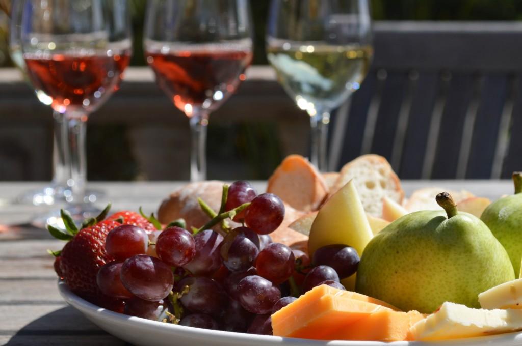 WineRoad_food