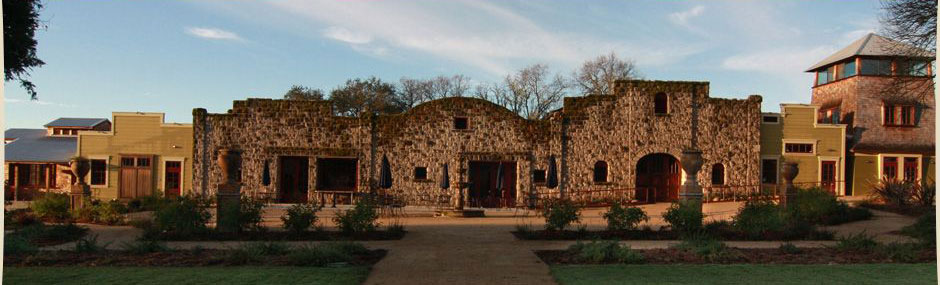 Historic Soda Rock Winery in Alexander Valley