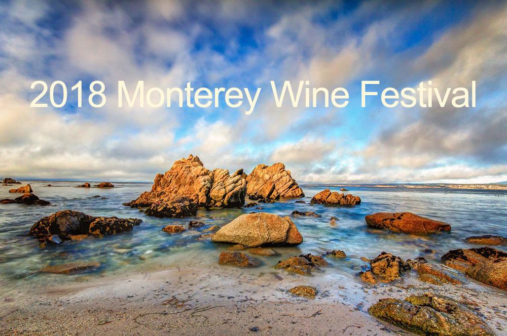 Monterey Wine Festival 2018