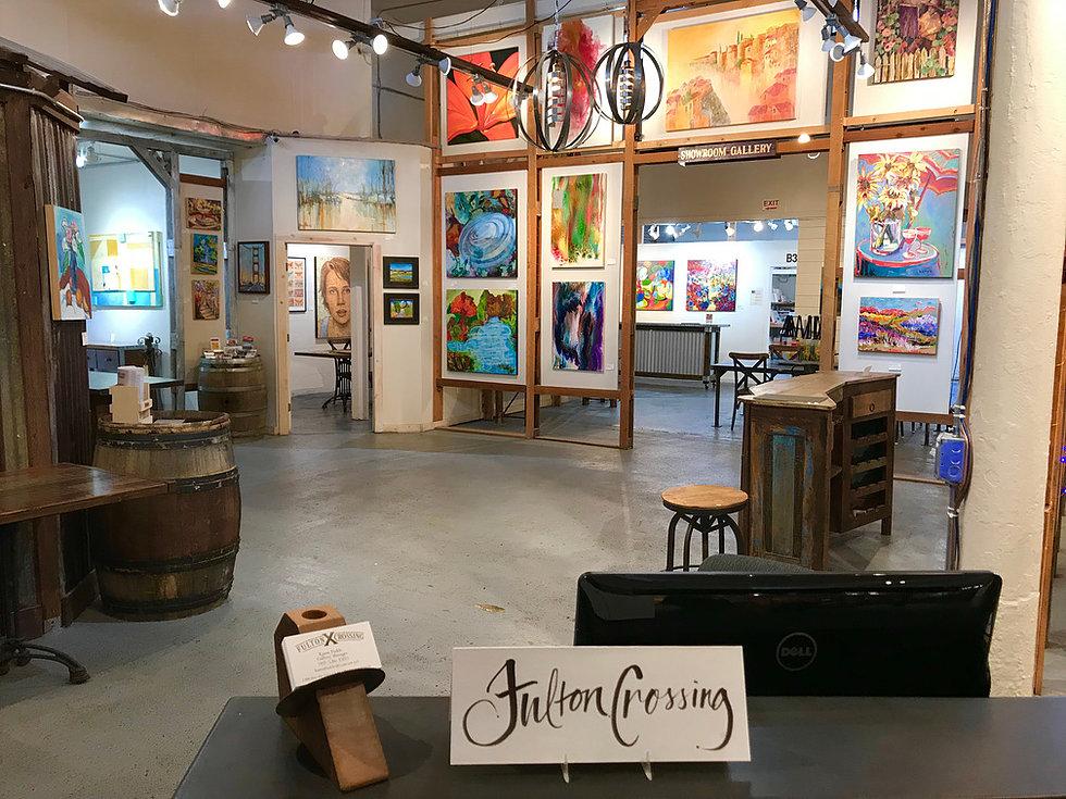 Fulton Crossing Art Gallery