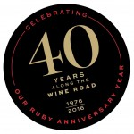The Wine Road Turns 40!