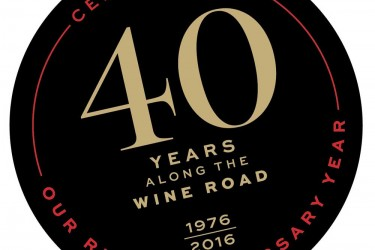 Wine Road Turns 40 in 2016