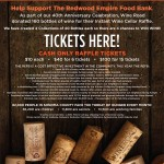 Win a 40-Bottle Instant Wine Cellar & Benefit Food Bank