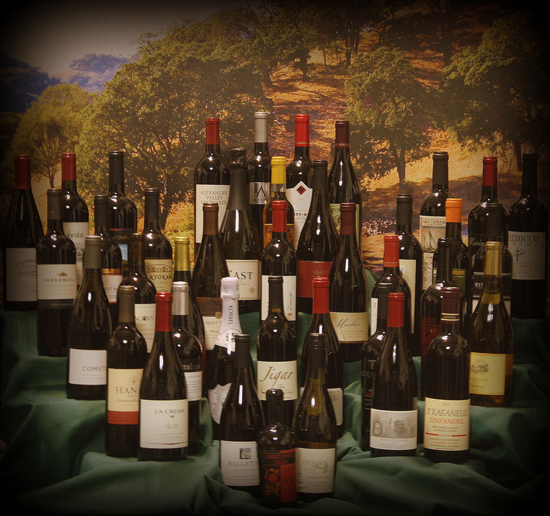 You could win an Instant Wine Cellar...it only takes one ticket!