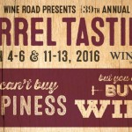 Breakfast with the Winemakers & Barrel Tasting