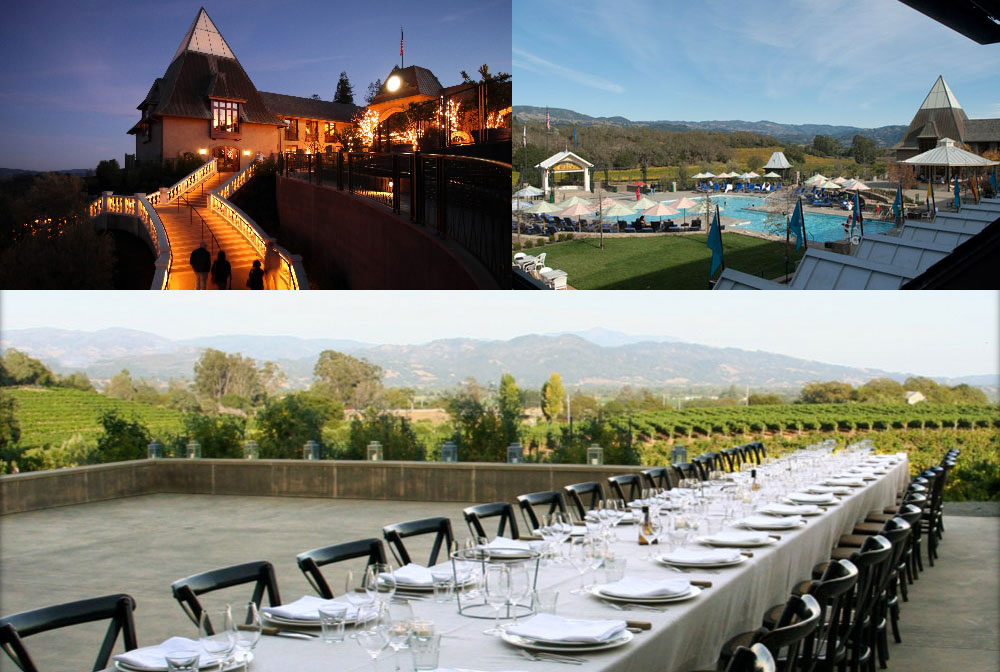 "From the grand staircase to the pool area to the al fresco dinner overlooking the gorgeous Alexander Valley, ""The Road to Ruby"" premiere is a not to be missed event."
