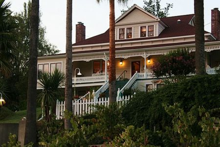 Image of the Raford Inn in Sonoma County's Wine Country