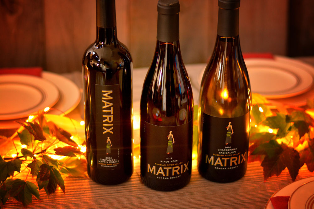 Matrix Winery has a wide array of gift sets for your holiday gift giving, including the Russian River Valley wines chosen especially for the Along the Wine Road followers.