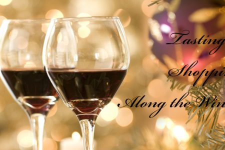 Enjoy wine tasting and holiday shopping along the Wine Road
