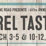 Barrel Tasting's 40th Anniversary