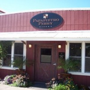 Papapietro Perry winery entrance