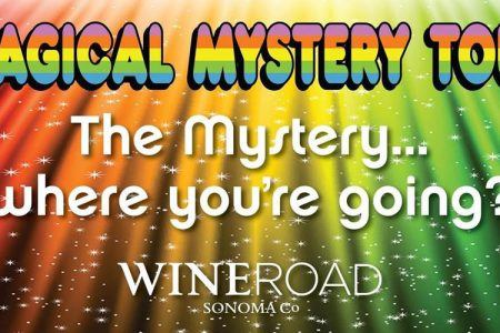 Check out Wine Road's Magical Mystery Tours