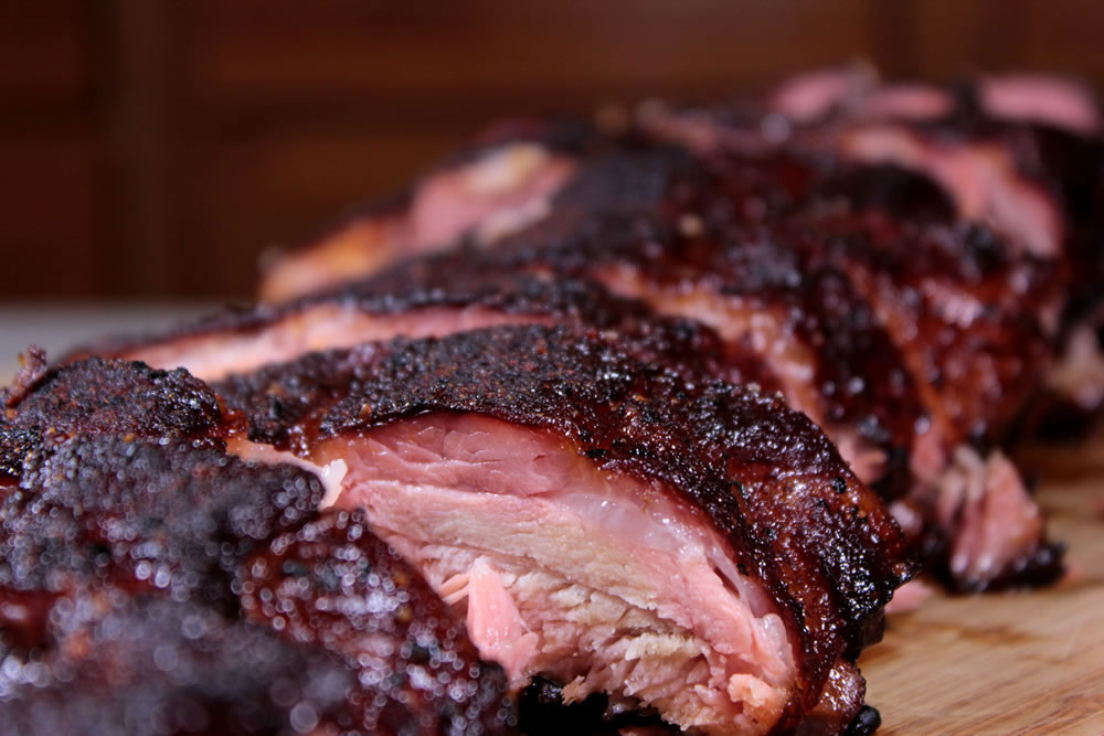 picture of bbq ribs