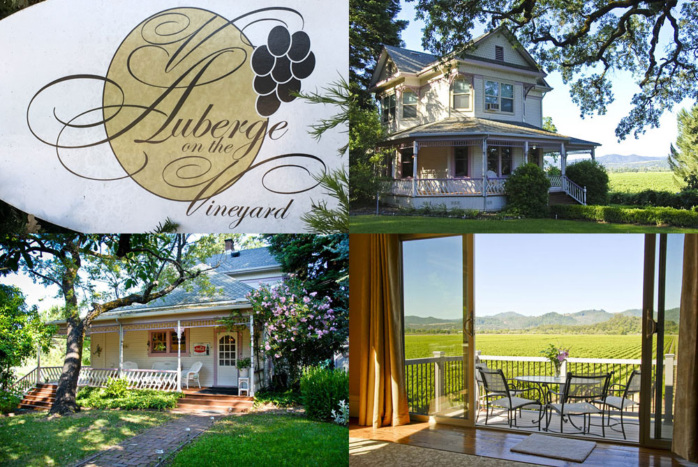 Images from Auberge on the Vineyard in Cloverdale.