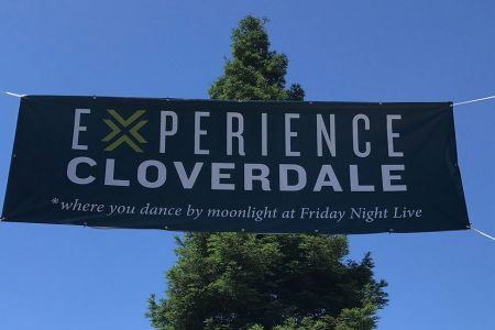 Time to Experience Cloverdale with all its small town charm