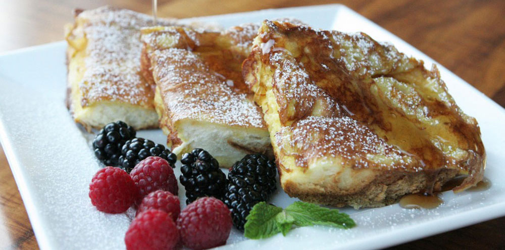Hawaiian French Toast from Bella Villa Messina