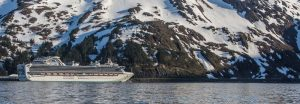 Take an Alaskan Cruise with a favorite wine club