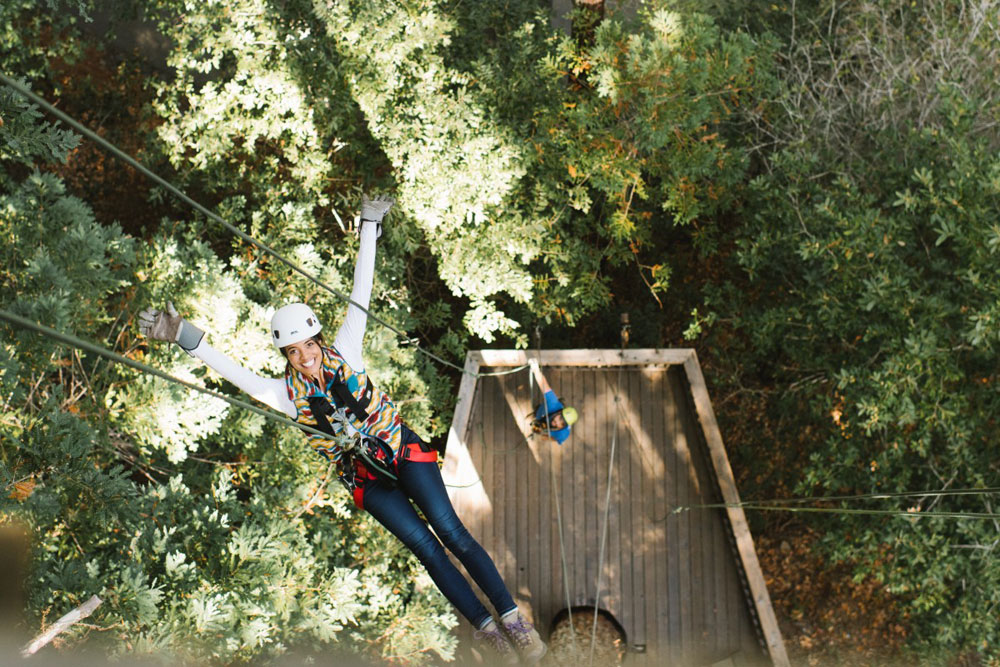 Sonoma Canopy Tours offers world class, tree top zipline tours for adventure seekers