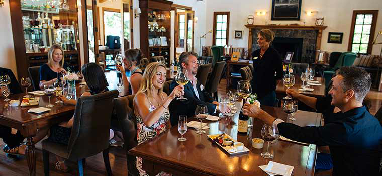 DeLoach Vineyards by-appointment tastings