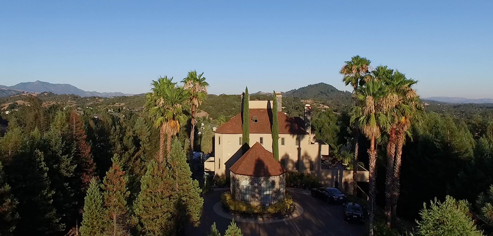 Bella Villa Messina offers hilltop views, and so much more.