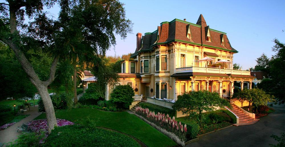 Majestic Madrona Manor