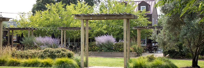 Gardens at Truett Hurst Winery