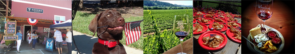 Photo from All American Zin Day