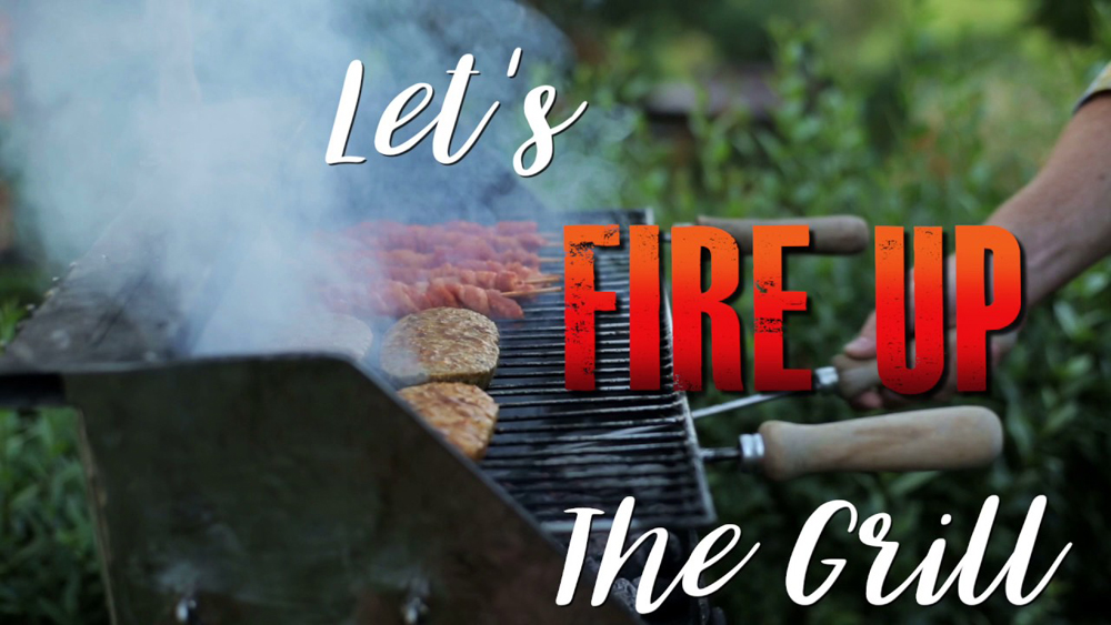 Image of Let's Fire of the Grill