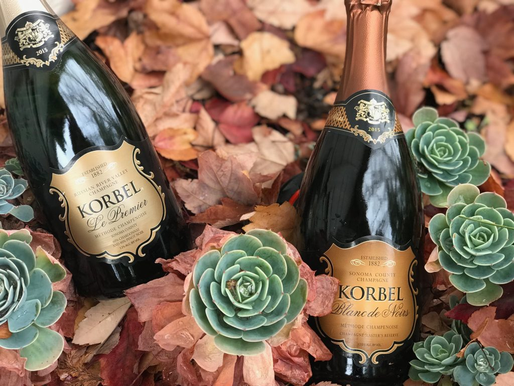 Korbel Sparkling wines