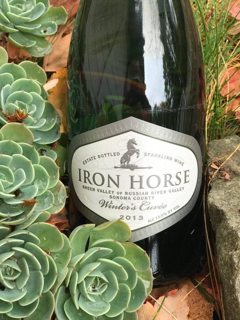Iron Horse Sparkling wine