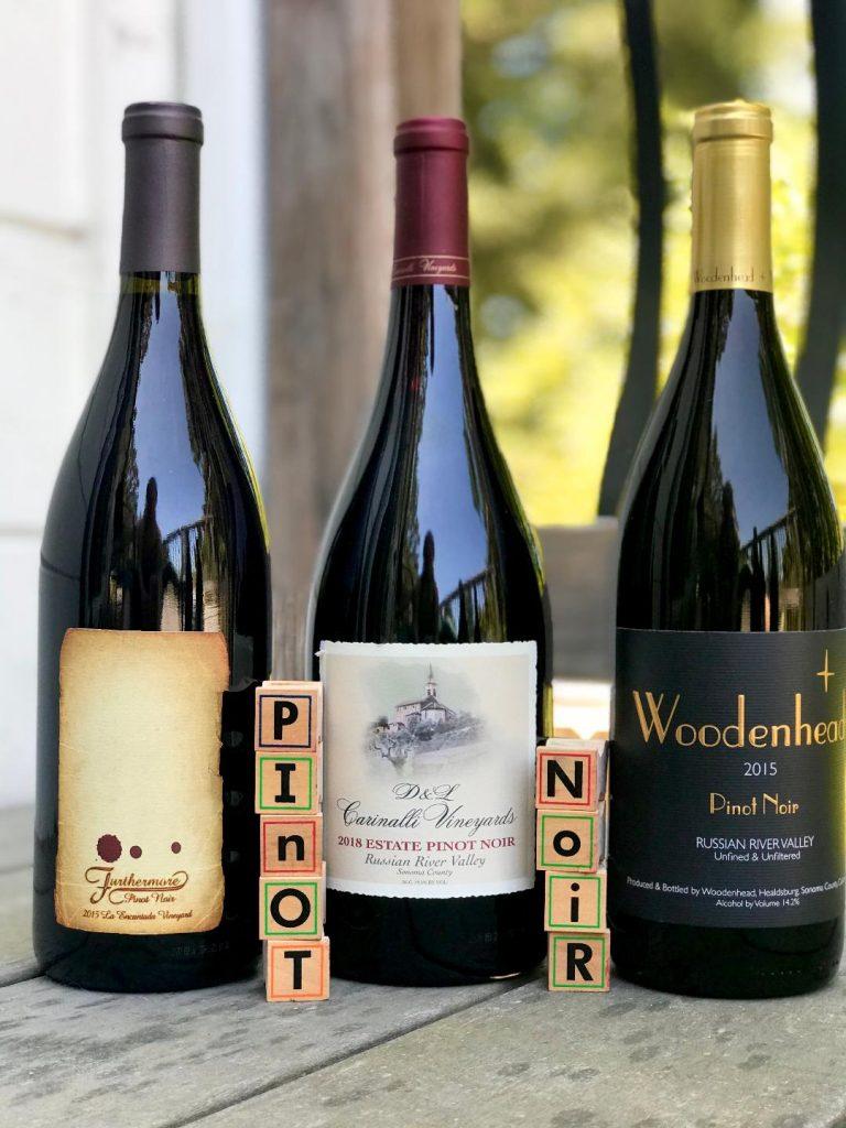 Bottles of Pinot Noir_Furthermore_DL_Carinalli_Woodenhead