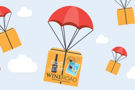 Virtual Wine & Food Affair 2020 logo
